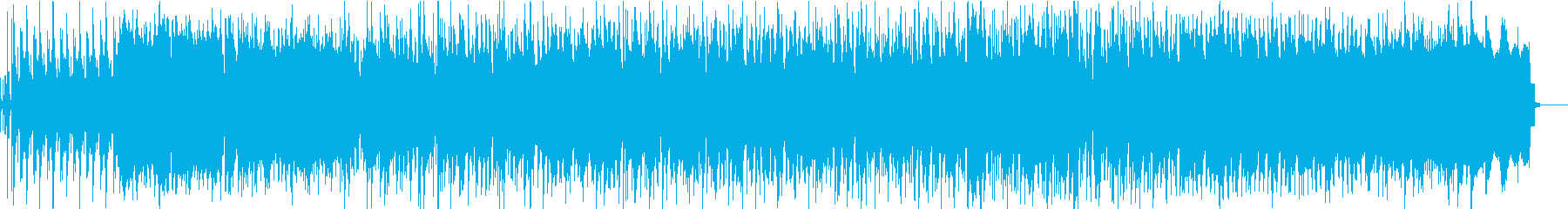 哀愁漂う昔ながらのジャズバラードの再生済みの波形