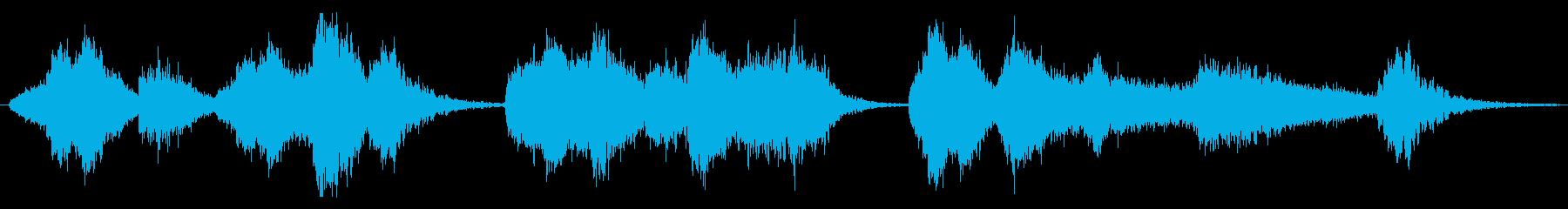 現代的 交響曲 ドラマチック 管楽...の再生済みの波形