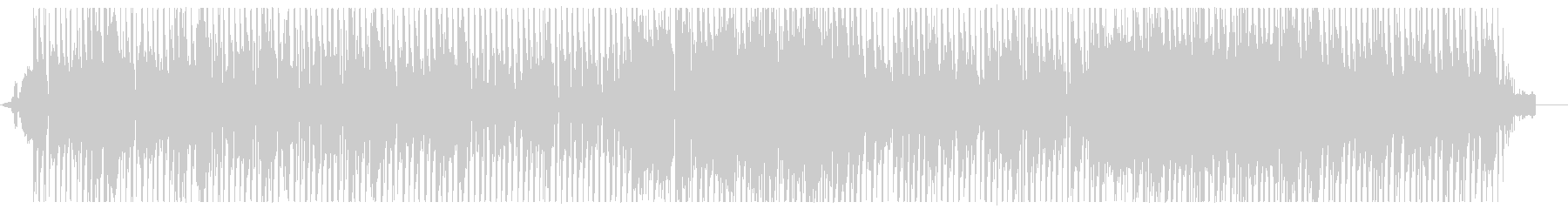 coma whiteの未再生の波形