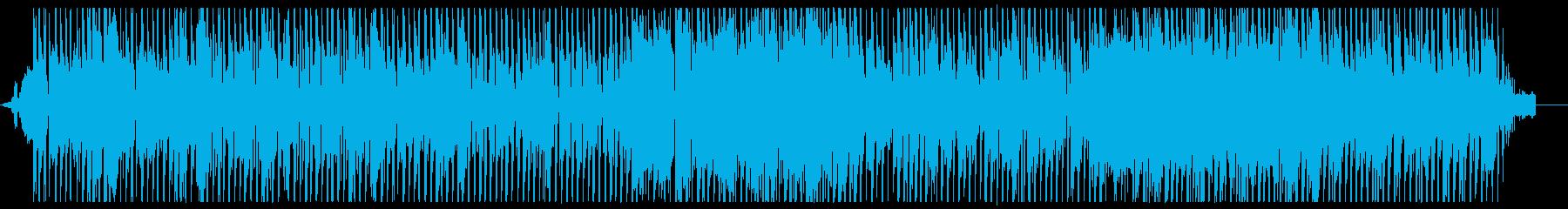 coma whiteの再生済みの波形