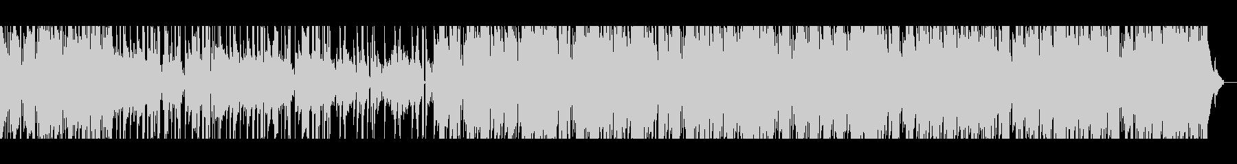 【短いVer3】80年代風洋楽バラードの未再生の波形