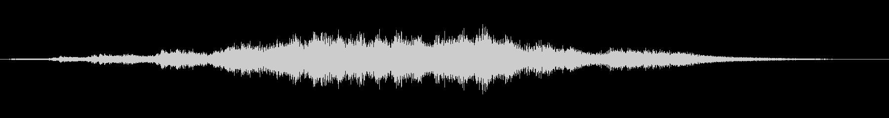 優雅な和風サウンド琴のマルチフレーズ4の未再生の波形