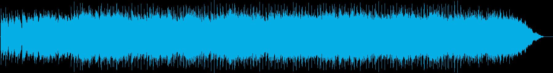 神秘的なイントロ、奇妙な、静かなラ...の再生済みの波形