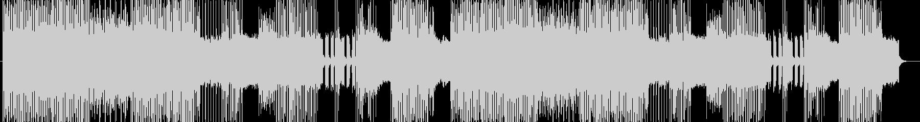「HR/HM」「ROCK」BGM322の未再生の波形