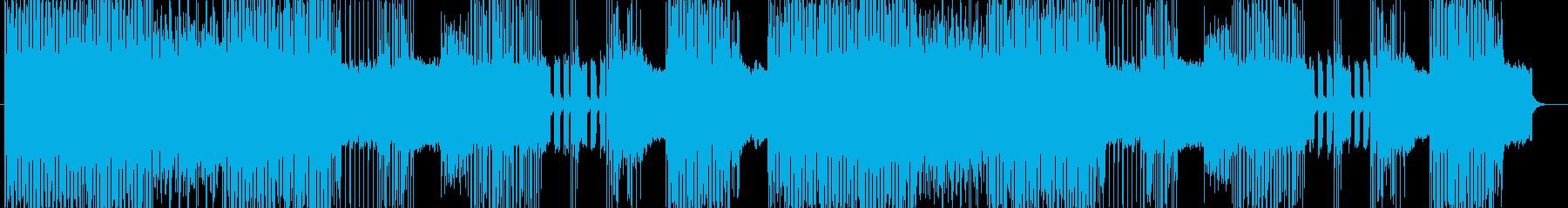「HR/HM」「ROCK」BGM322の再生済みの波形