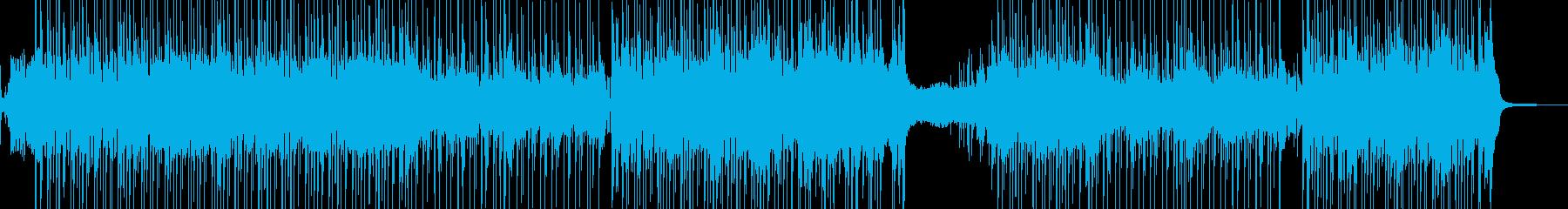 琴・レトロな演歌調ポップ 長尺★の再生済みの波形