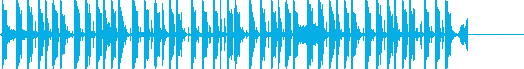 クール・オシャレ・ファッショナブル・都会の再生済みの波形