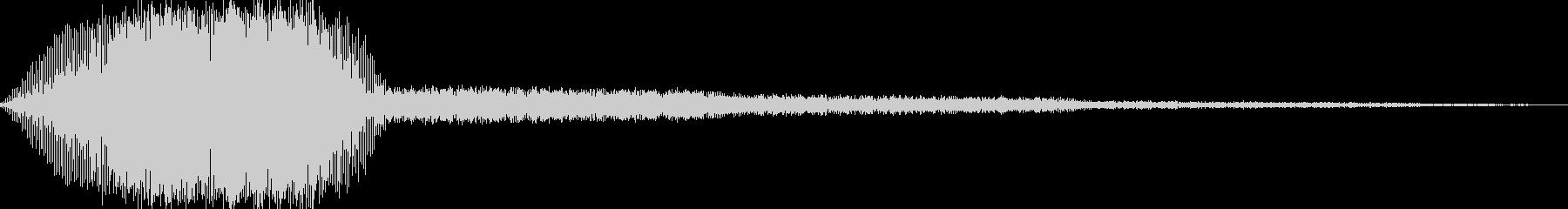 AMGアナログFX 7の未再生の波形