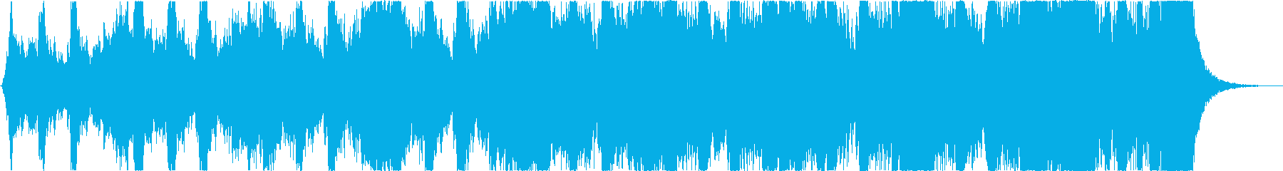 疾走感のある戦闘バトルオーケストラ【力】の再生済みの波形