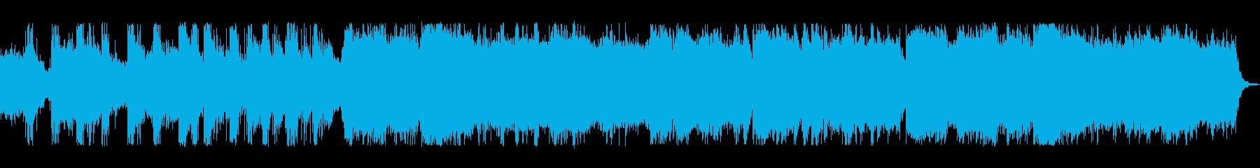 動画 技術的な 感情的 説明的 お...の再生済みの波形