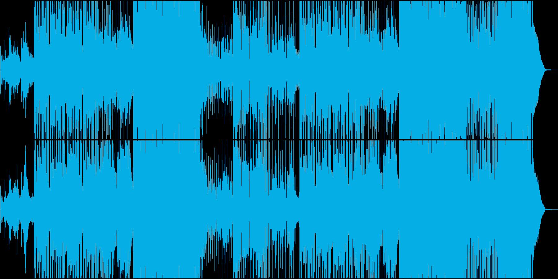 琴や尺八で奏でるゆったり系R&Bの再生済みの波形