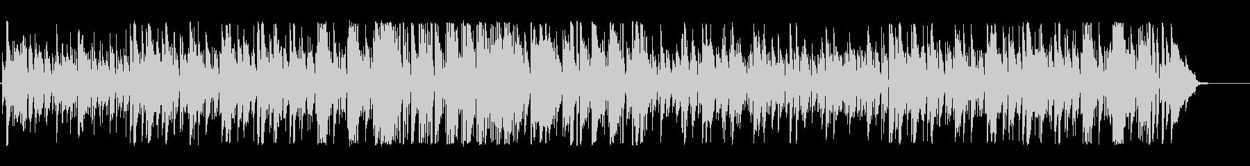 ボサノバ センチメンタル 感情的 ...の未再生の波形