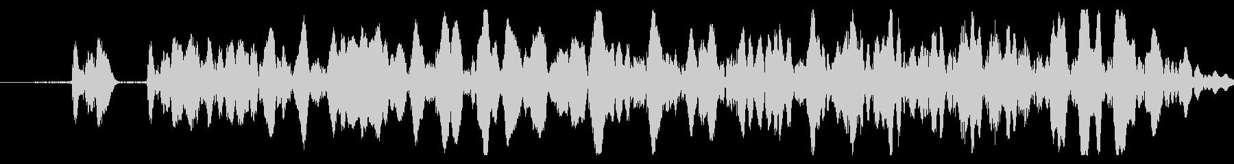 エラー/キャンセル/閉じる/戻る/04の未再生の波形