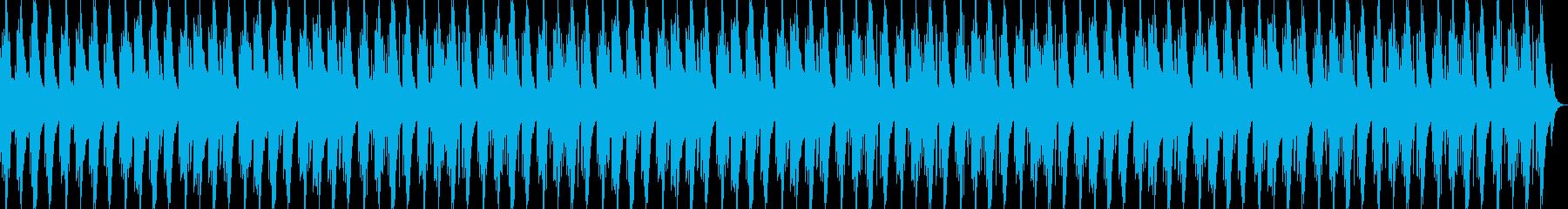 ヒーリング・ヨガ・マッサージの再生済みの波形