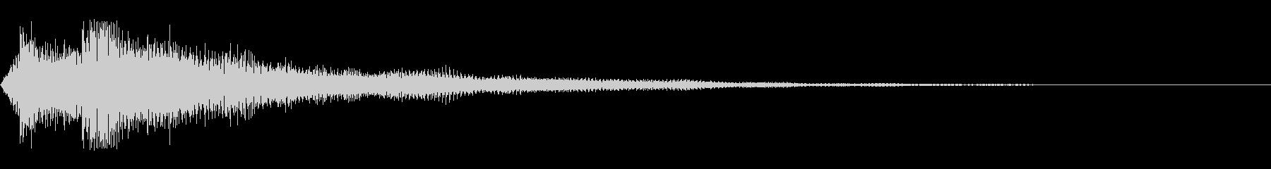 【GAME系】連鎖/パズル/1コンボの未再生の波形