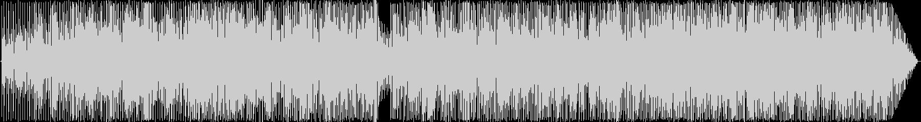 オーソドックスなフュージョンの未再生の波形