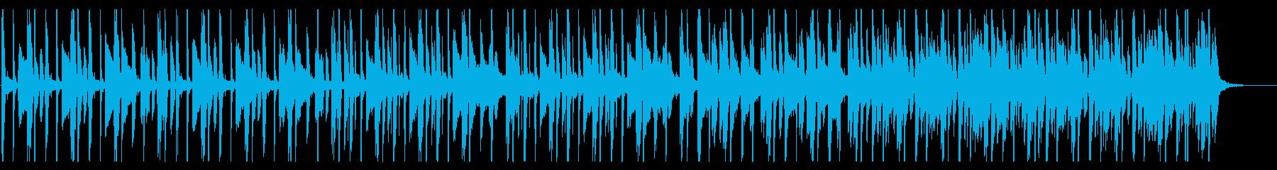 優しさ/浮遊感/R&B_No467_2の再生済みの波形