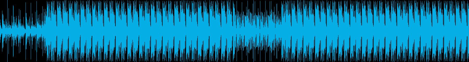 三味線を使った和風Trapの再生済みの波形