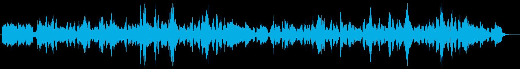 歌曲の名曲ドイツ語で少し明るく歌ってますの再生済みの波形