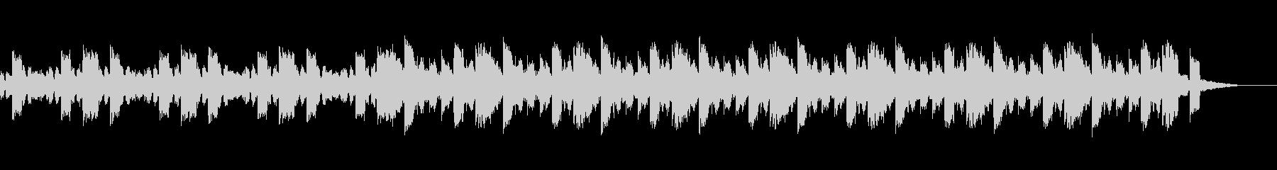 コーポレートテクスチャ―1の未再生の波形