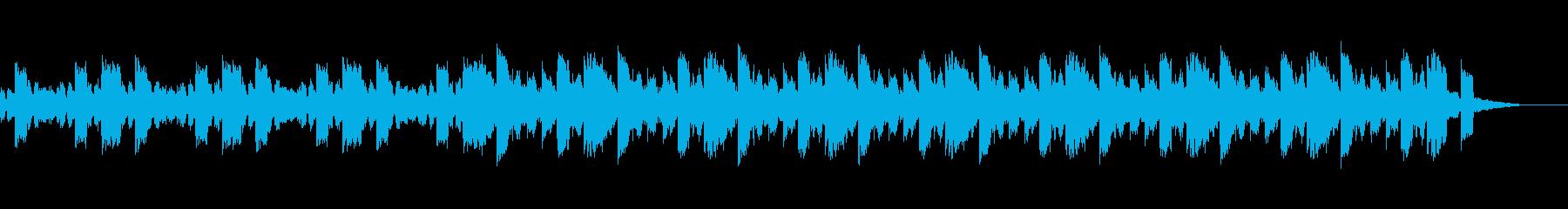 コーポレートテクスチャ―1の再生済みの波形