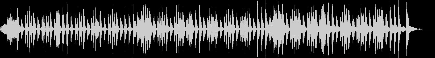 明るい曲 バイオリン/アップテンポの未再生の波形