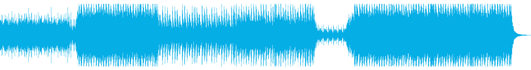 Expectations of JPOP-style BGM's reproduced waveform