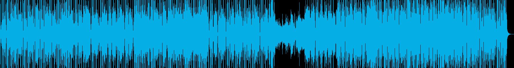 ファンク ゆっくり 魅惑 レトロ ...の再生済みの波形