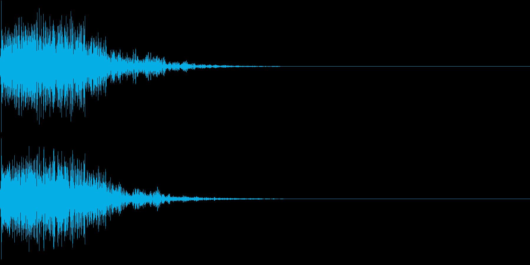 恐怖 衝撃 斬撃 惨劇 怖い 怪談 13の再生済みの波形