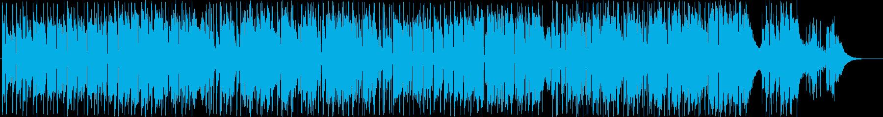 ポップ/アメリカーナ、男性ボーカル...の再生済みの波形