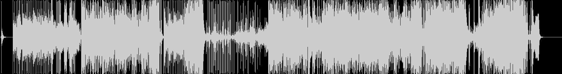 AZUMAの未再生の波形