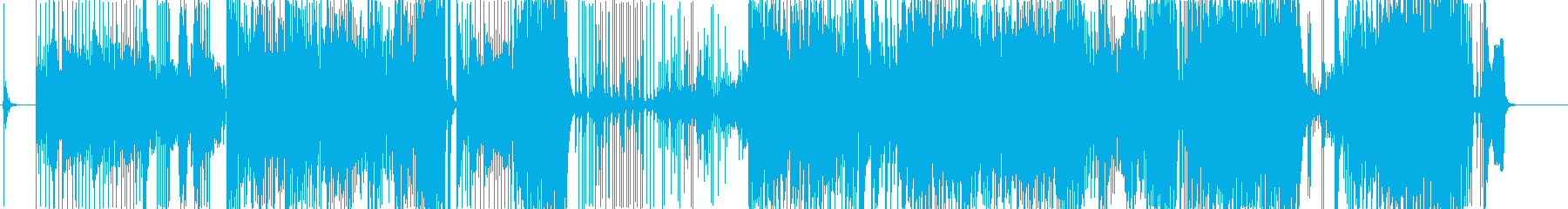 AZUMAの再生済みの波形
