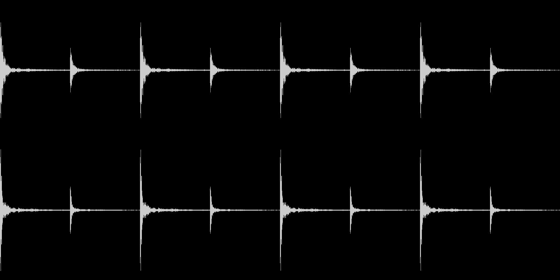 時計、タイマー、ストップウォッチ_A_7の未再生の波形