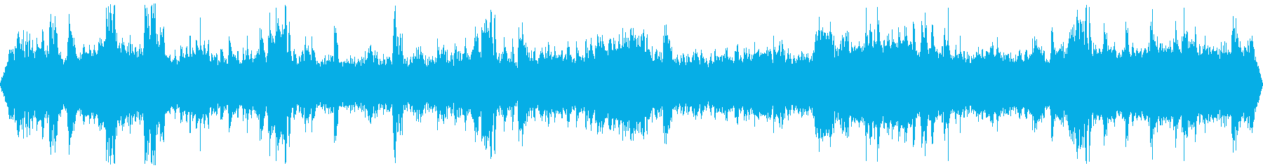 アーケード、アミューズメントパーク...の再生済みの波形