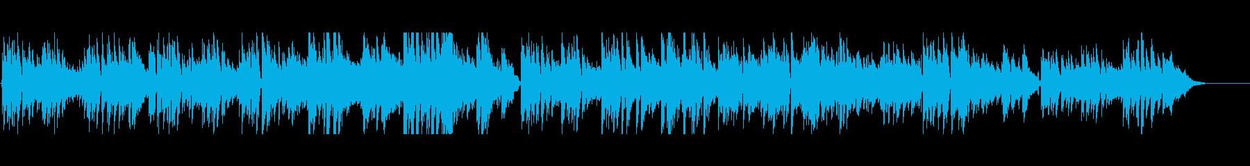 大人 ブルース バー ウェスタン 男 夜の再生済みの波形