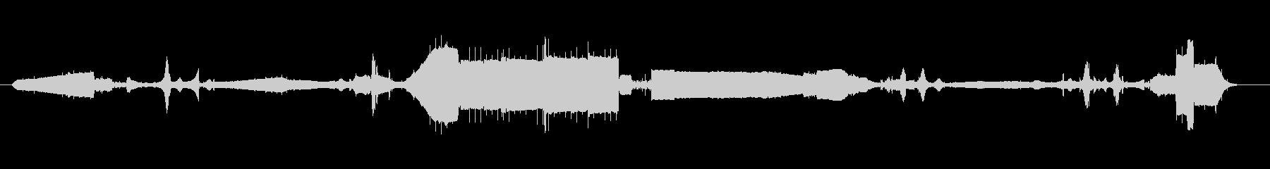 機械 ランダム計算01の未再生の波形
