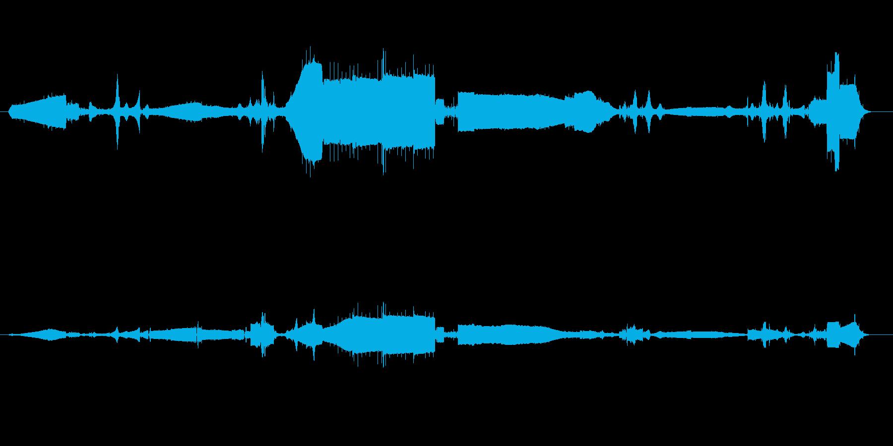 機械 ランダム計算01の再生済みの波形