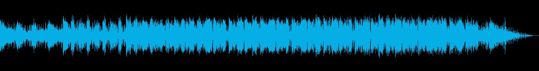 デジタルでリズミックなIDMの再生済みの波形
