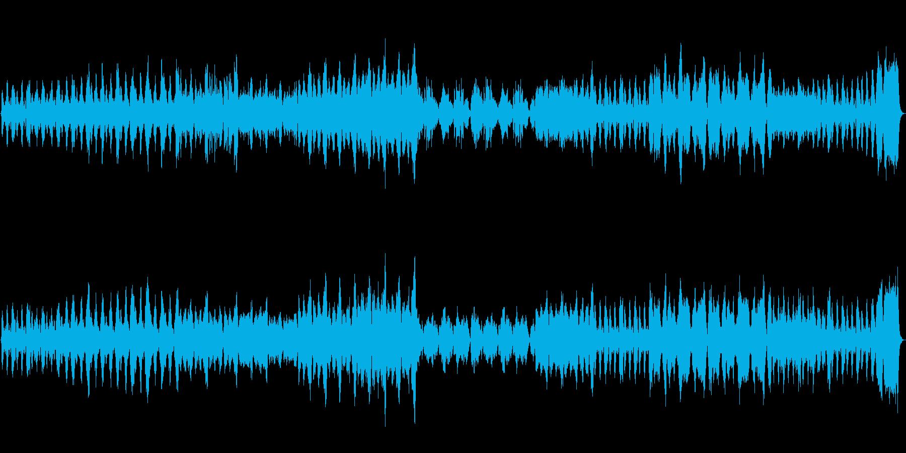 ゲーム/クラシック/妖精/自然/三拍子の再生済みの波形