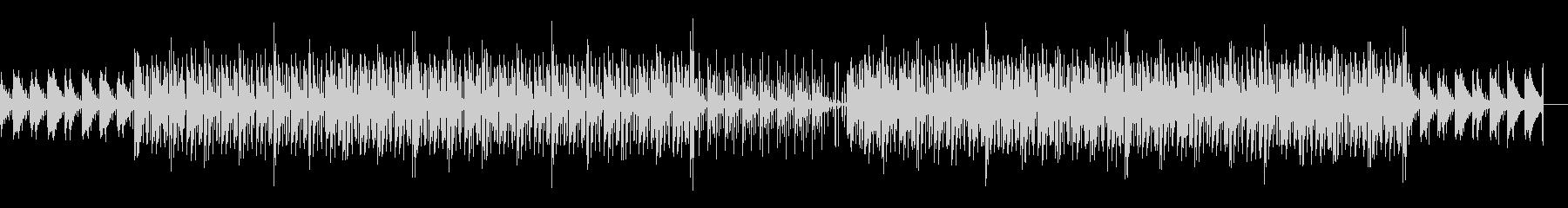Lo-Fi チルアウト3の未再生の波形