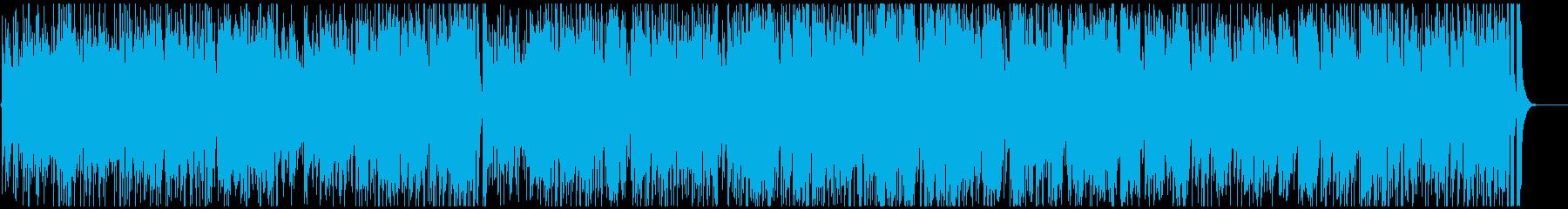 トロピカルなラテンジャズ バリトンverの再生済みの波形