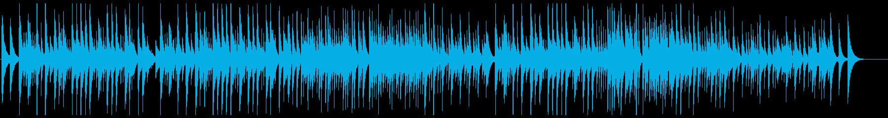 エルガー 「愛の挨拶」ウクレレカバーの再生済みの波形
