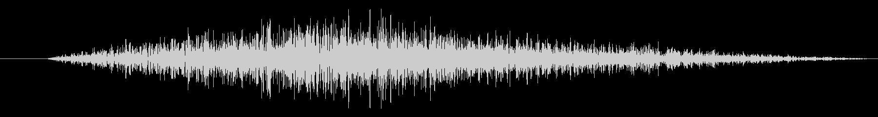 シュワー/スワイプや場面転換に最適です2の未再生の波形