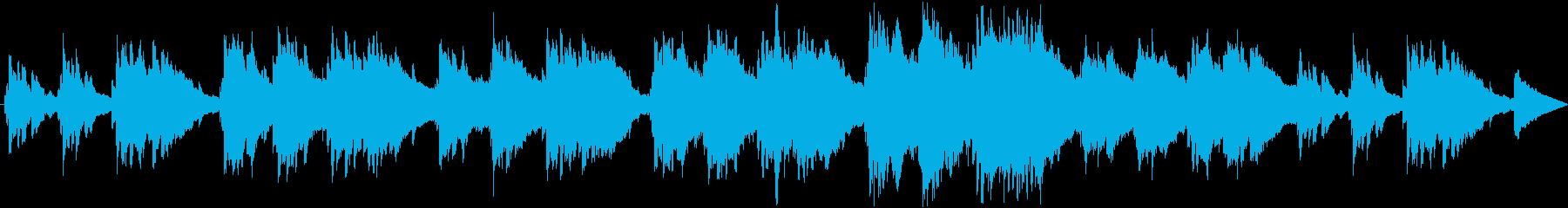 室内楽 クラシック 交響曲 アンビ...の再生済みの波形