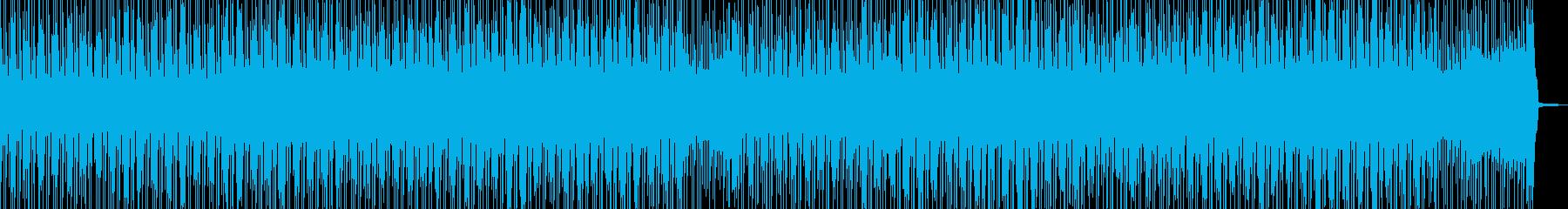 楽しい日々を軽快に彩るエレキポップス Bの再生済みの波形