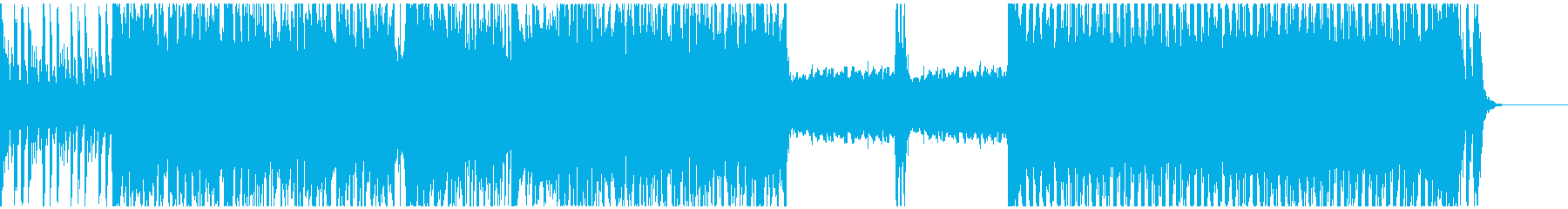 和風メタル三味線 鉄板焼き NARUTOの再生済みの波形