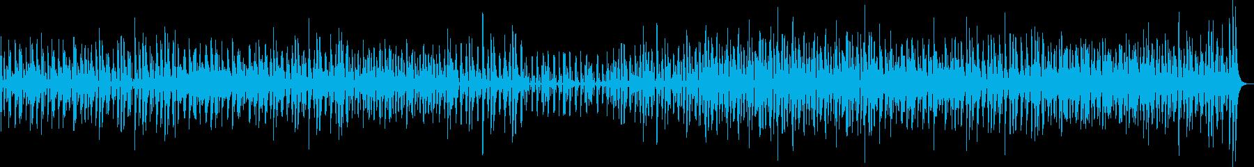 キッズトーク、悪巧み、楽しい、いたずらの再生済みの波形