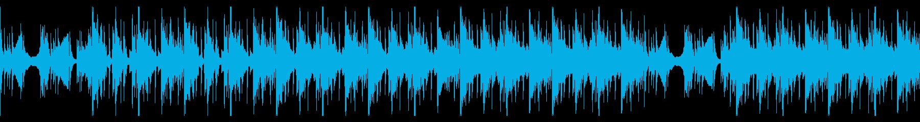 lofiなBGM vlogなどに の再生済みの波形