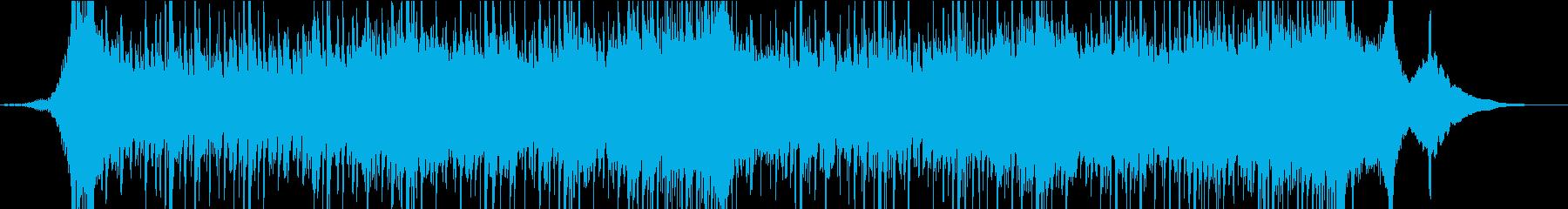 ポップ テクノ モダン 現代的 交...の再生済みの波形