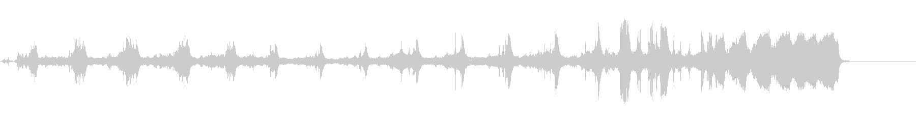 アーク溶接機の未再生の波形